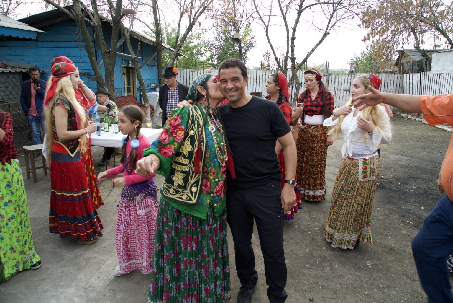 The Roma People