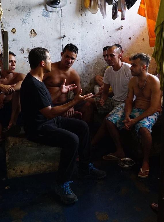 Radio New Zealand, Sunday Morning - Raphael Rowe: Inside the World's Toughest Prisons