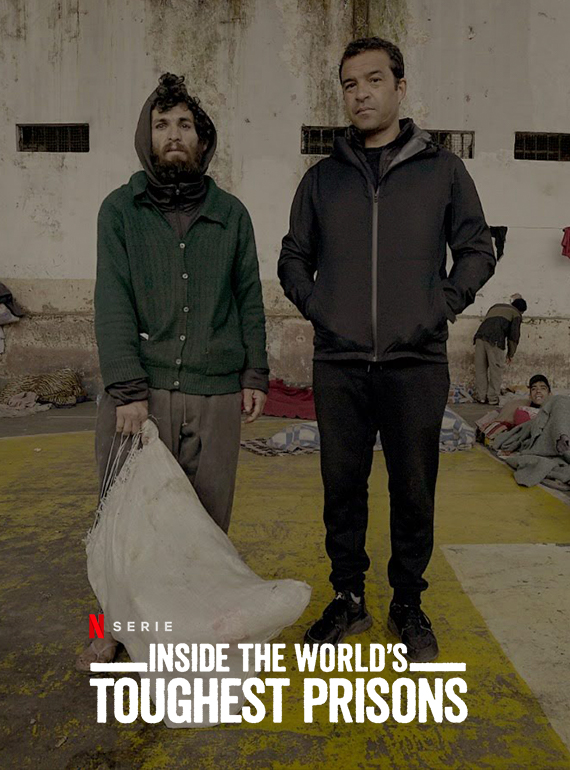 INSIDE THE WORLD'S TOUGHEST PRISONS, SEASON 4